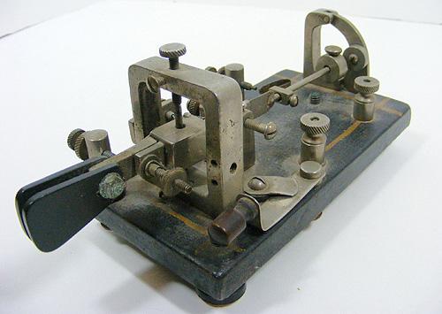 Pre-1918 Homebrew Double-lever